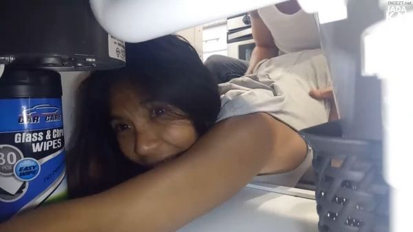 Step brother forcefully fucked his stucked stepsis xnxnx xnxx